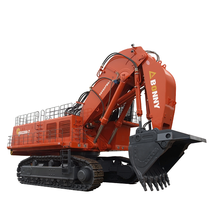 New BONNY 220 ton electric hydraulic excavator CED2200-7