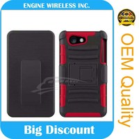 alibaba china leather flip case for moto e