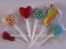 FLD flat lollipop wrapping machine