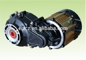 2000 watt brushless dc motor