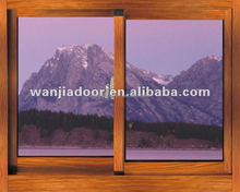 unique aluminum small sliding windows from china manufacturer