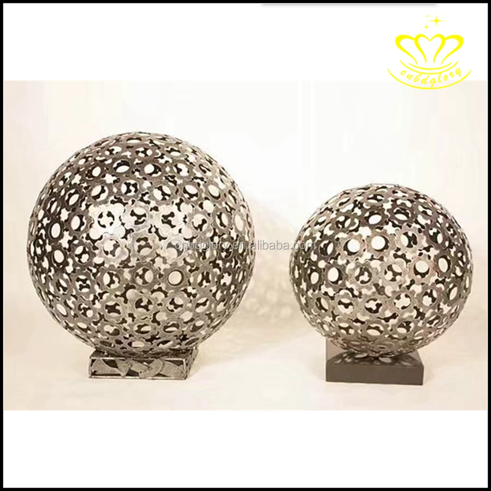 Large Outdoor Metal Stainless Steel Garden Modern abstract Art Sculpture for sale