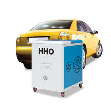 Eco-friendly HHO oxyhydrogen carbon cleaner for diesel engines