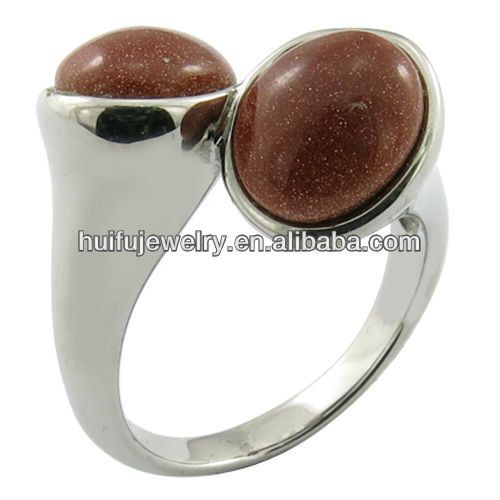 fashion amythest ring jewelry