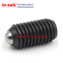Fastener OEM&ODM manufacturer stainless steel spring loaded ball point set screws and pins