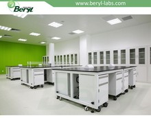 School university/Chemistry/Physics/Biochemistry/Microbiology science laboratory workbench
