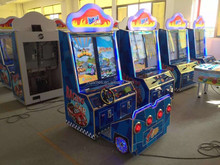 two persons kids funny car racing and motor racing arcade games coin operated machine for family and kids for sell