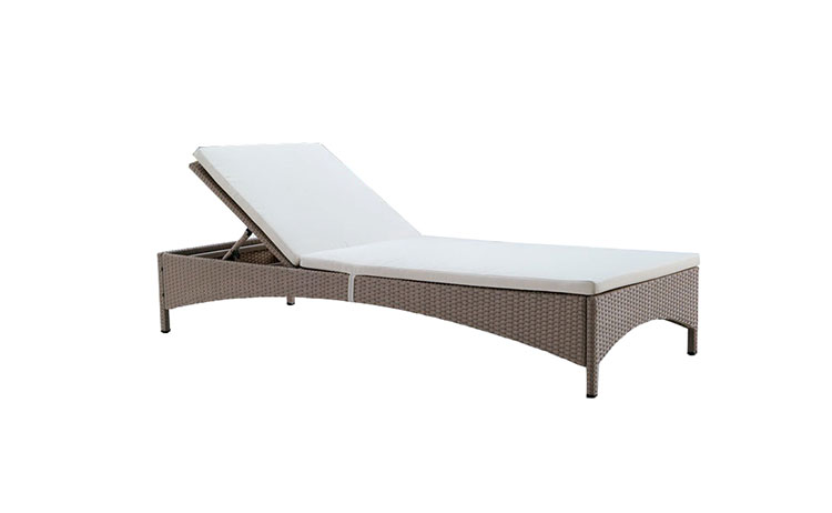 Popular outdoor garden patio wicker daybed