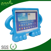 2015 EVA cute protective case for Tablet PC,eva case for ipad 2/3/4 with handle