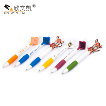 Good Quality Hot Selling Promotional Customized Company Logo Cheap Ballpoint Pens