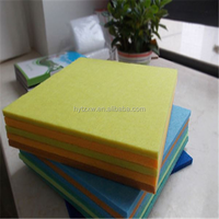 Furniture Parts Cover Felt Polyester Soundproof Felt Boards