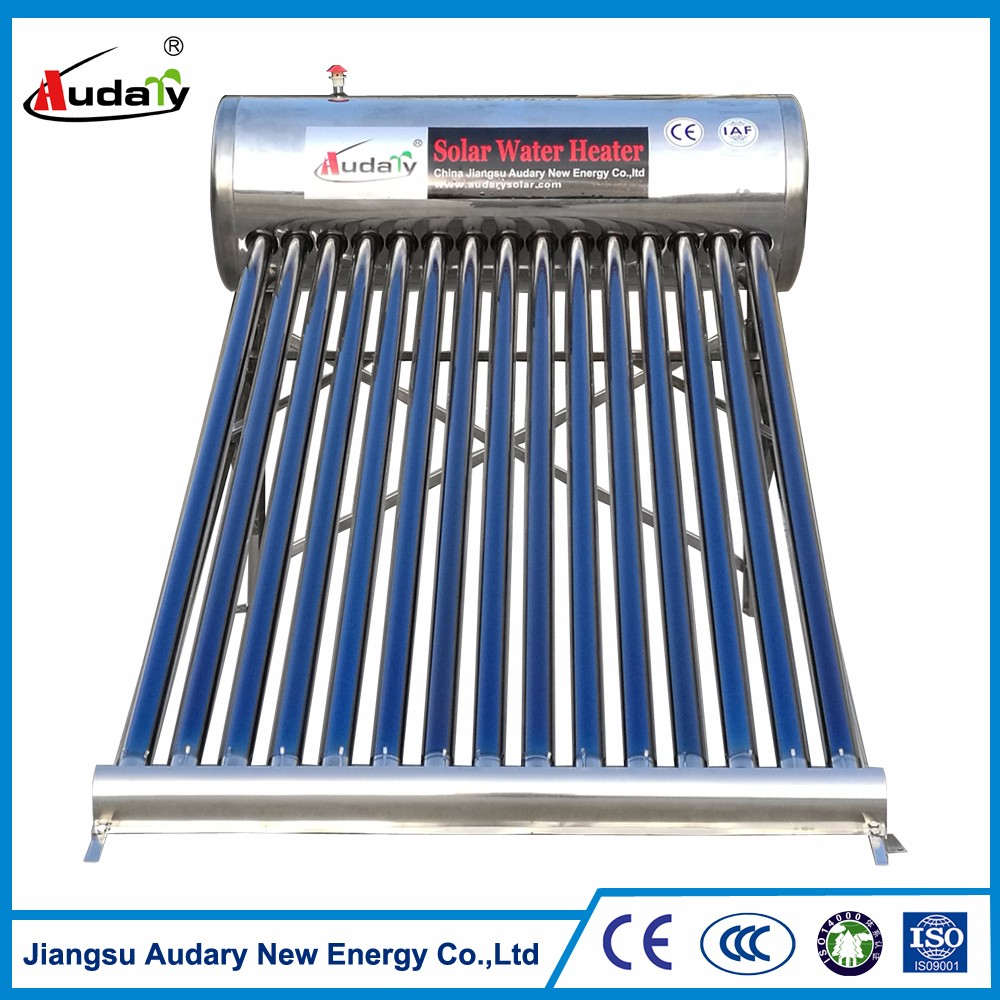 Instant solar appliance/solar hot water heater/solar water heater system