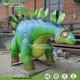 Customer Made Fiberglass Cartoon Dinosaur Sculpture