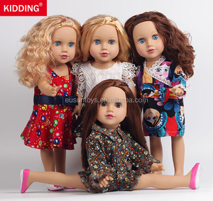 "HotAmerican Girls 18""Doll Type and Cotton Material doll pajamas american girls 18""clothes"