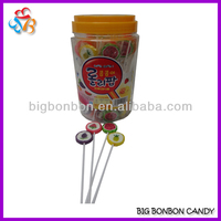 Fruit Shape Handmade lollipop