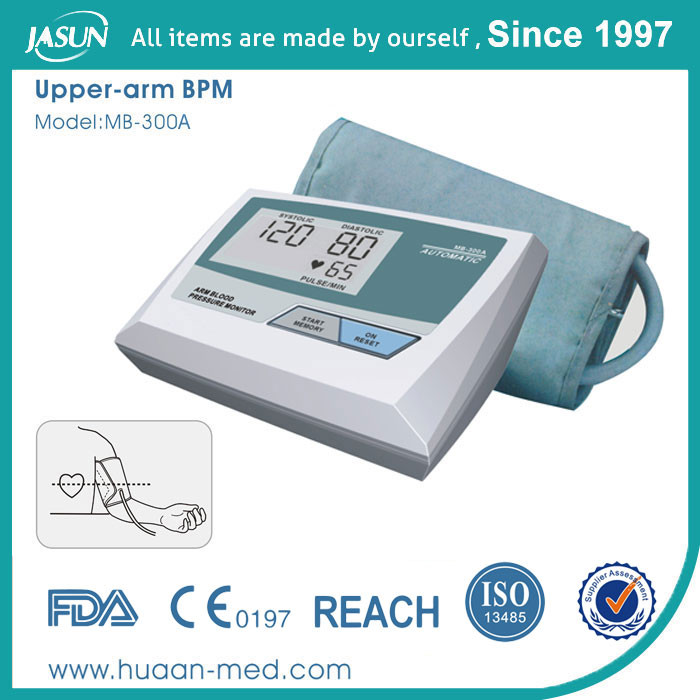 Medical Ambulatory Portable Clinical Arm Blood Pressure Monitor