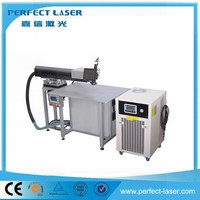 YAG metal stainless steel aluminum channel letter laser welding machine price for sale