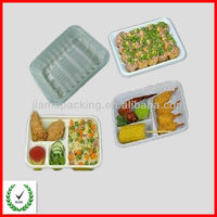 global wholesale disposable stackable fruit tray
