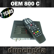 dm800HD digital cable receiver DM800-C linux cable receiver