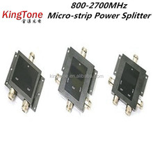 800-2700MHz 2/3/4 Way Micro-strip Power Splitter/Divider