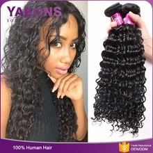 18 inch can be ironed loose deep wave weave virgin brazilian hair wholesale made in china