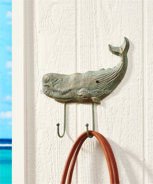 home decor cast iron anchor hook