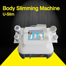 Multi-Function Beauty Equipment,RF,Vacuum Cavitation System Type and CE Certification photon ultrasonic slimming device