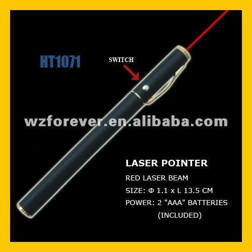 2015 Hot Sale Red Laser Teacher Pointer
