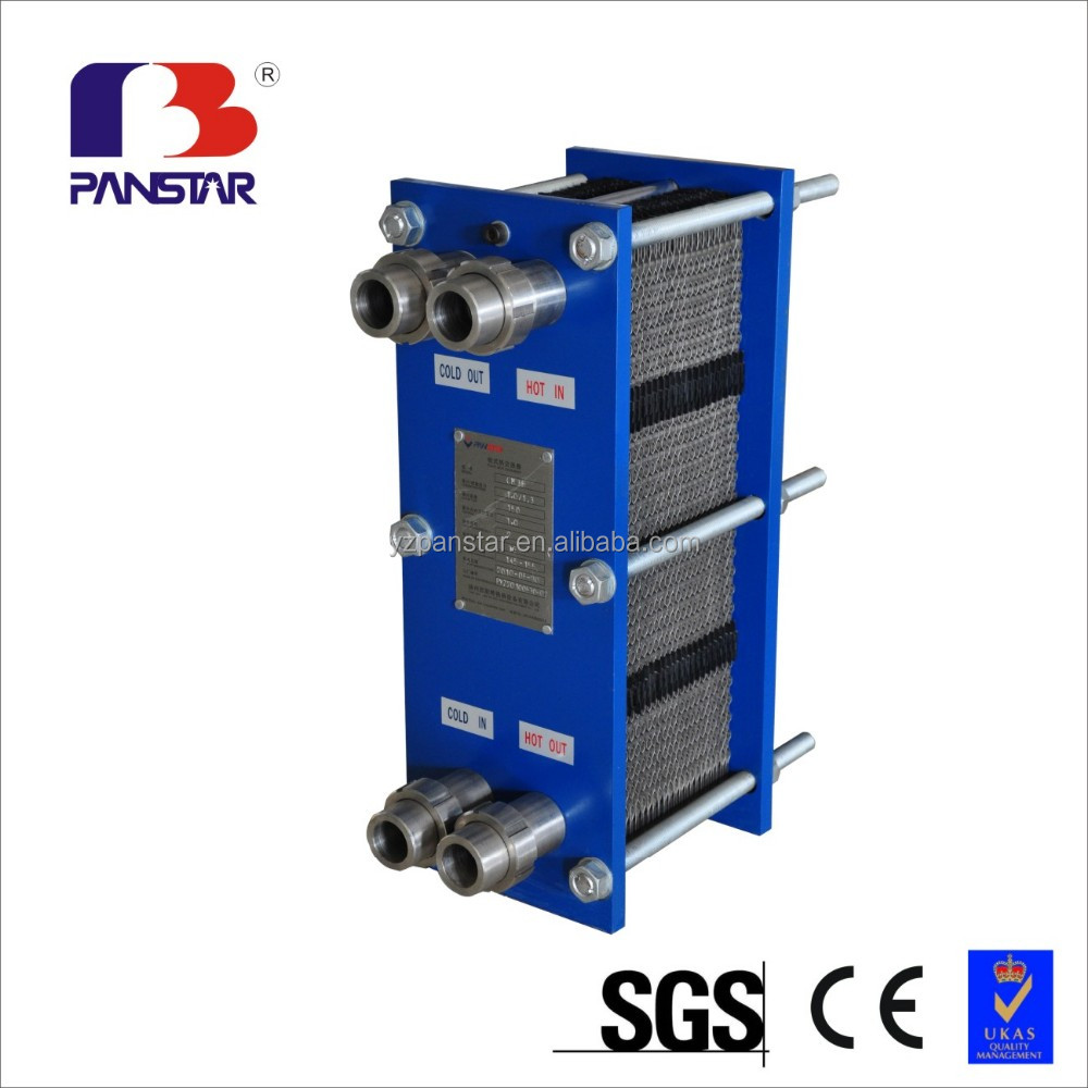Panstar Complete production line shell and tube condenser and evaporators ,heat exchanger