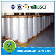 4000m x 1280mm Acrylic opp packing tape Bopp Jumbo roll
