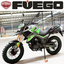 Street Sports EEC Motorcycle 250cc For All Terrain Dirt Cross Road