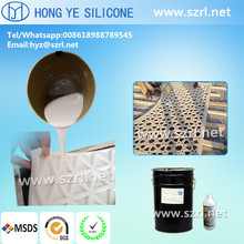 Two-Component rtv Silicone Rubber for mould making