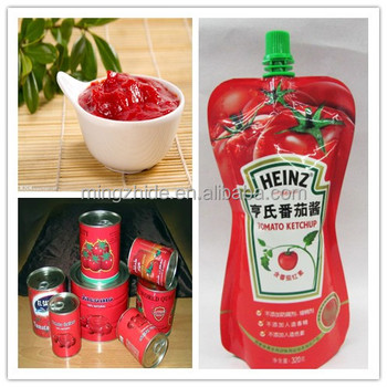 70G-4.5KG CANNED TOMATO SAUCE/ TOMATO KETCHUP