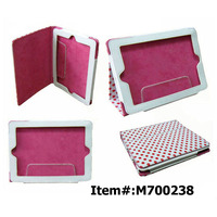 bonded leather tablet case for ipad manufacturer