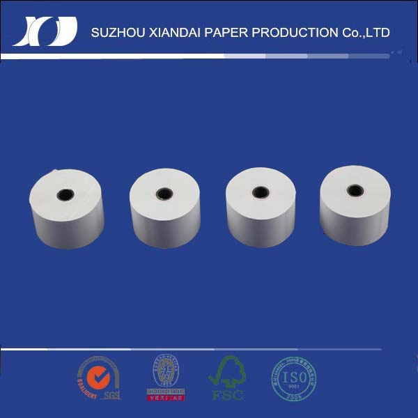 perfect thermal printing paper with advertisement