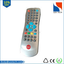 Two side MX3 2.4G Wireless Air Fly Mouse+wifi to ir remote control For Mini PC / smart tv box