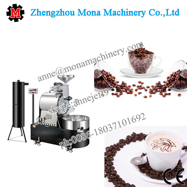 Professional home 1kg coffee roaster with Simple Operation