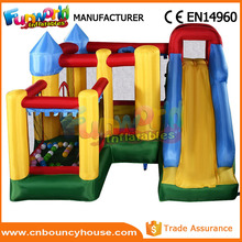 Inflatable jumping game bouncer castle china bounce house
