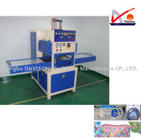 DXTD12-A PVC PET PETG BLISTER CUTTING AND WELDING MACHINE