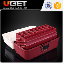China Supplier Manufacture outdoor fishing lure plastic box
