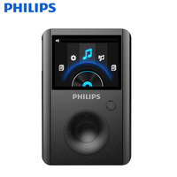 PHILIPS Hifi Fullsound Music MP3 Lossless Player 32GB TF Card English Free Songs Mobile Download