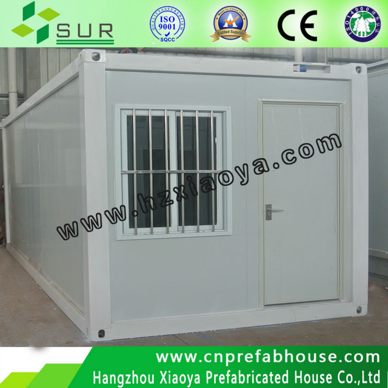 fashion design prefabricated cotainer house/flexible structural homes/ high-quality modern prefabricated container