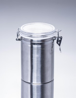 850ml Good quality food storage airtight waterproof aluminum tin box