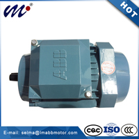 ABB General purpose Aluminum low voltage IE2 M3AA abb 380v ac motor 0.18kw