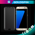 GOLDSPIN HD 3D Curved Tempered Glass for Samsung Galaxy S7 Screen Protector