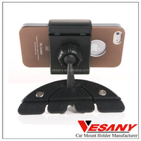 vesany professional OEM & ODM support easy carry durable car holder phone cd from 3.5 to 7 inches phones