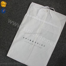 Sinicline non-woven wedding dress garment bag suit cover