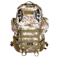 2015 new military bag tactical backpack woodland bag
