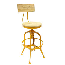 Commercial Industrial 360 Degree Swivel Adjustatble Lab Stool Chair High Stool