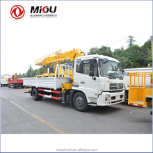 High quality best price select crane diesel hydraulic mini truck mounted crane